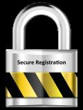 Secure Registration